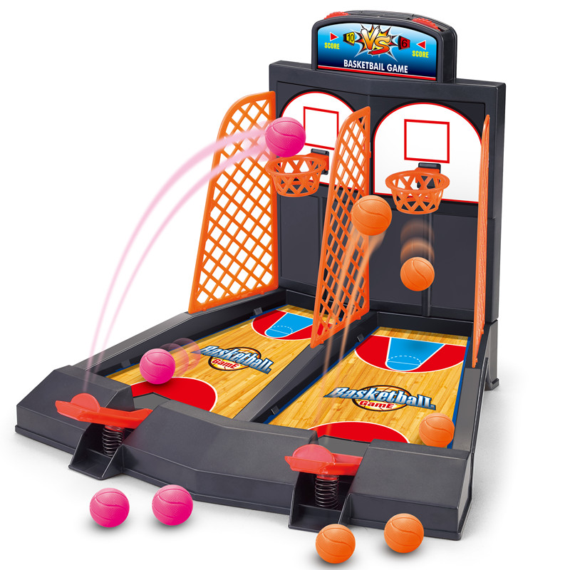 2016 New Fingers Basketball Ball Shoot Game Kids Toys With