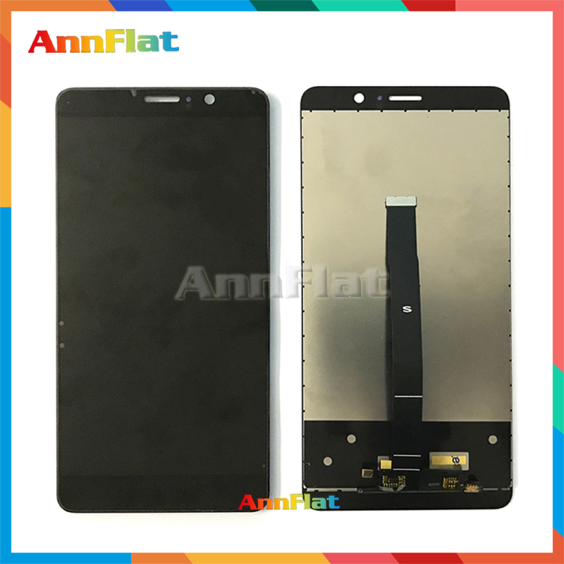 DHL 10pcs high quality 5.9 For Huawei Mate 9 LCD Display Screen With Touch Screen Digitizer Assembly + Tracking Code