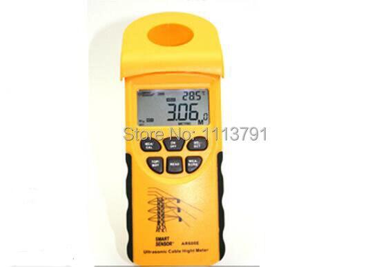AR600E altimeter instrument, aerial cable ultrasonic altimeter ...