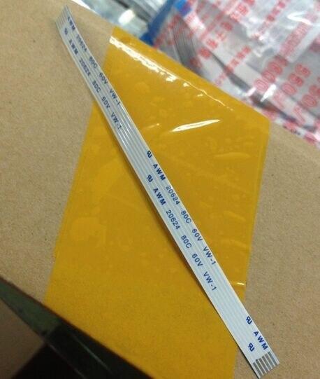 Frete grátis FFC Flex Fita Cabo de Alimentação Tipo B AWM 20624 80C 60 V 200mm 12 pin 0.5mm pitch