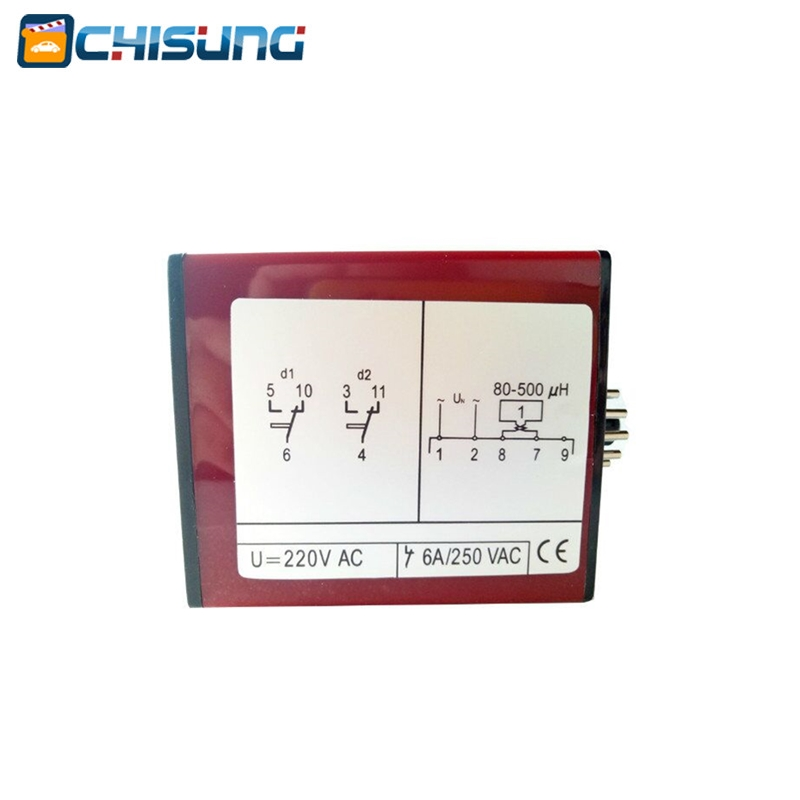 Parking Gate Access System Inductive Loop Detector