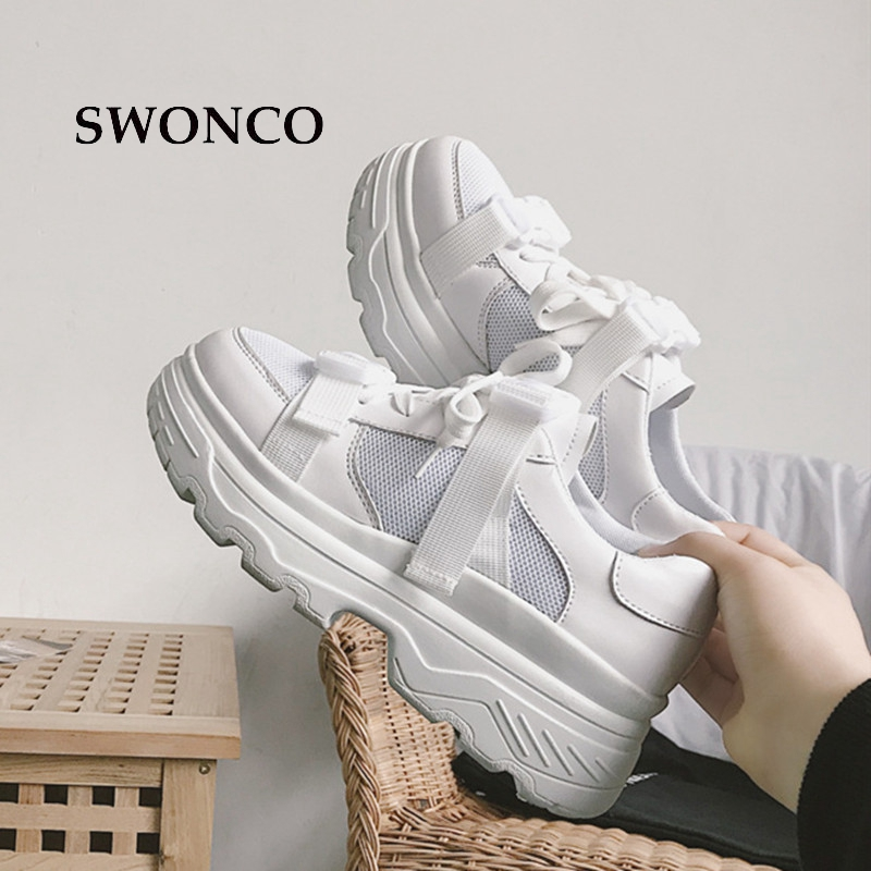 SWONCO Women's Vulcanize Shoes 2018 Spri