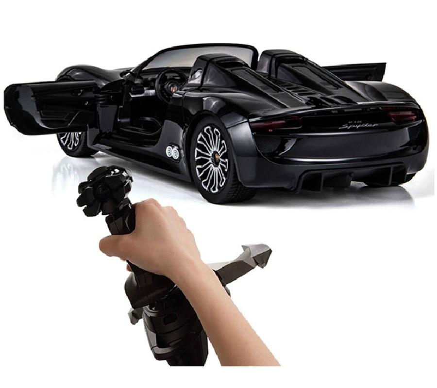Vente chaude d'origine MZ918 1:14 Électrique drift Rc Voiture Haute Vitesse Accéléromètre Radio Control Rc voiture de sport, super Power Ready to Run