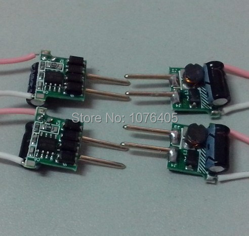20pcs/lot, 3X1W <font><b>LED</b></font> 9-12V MR16 <font><b>driver</b></font>, for 12V input MR16 lamp cup, can drive 3pcs <font><b>1W</b></font> <font><b>LEDs</b></font>, <font><b>300mA</b></font> MR16, free shipping image