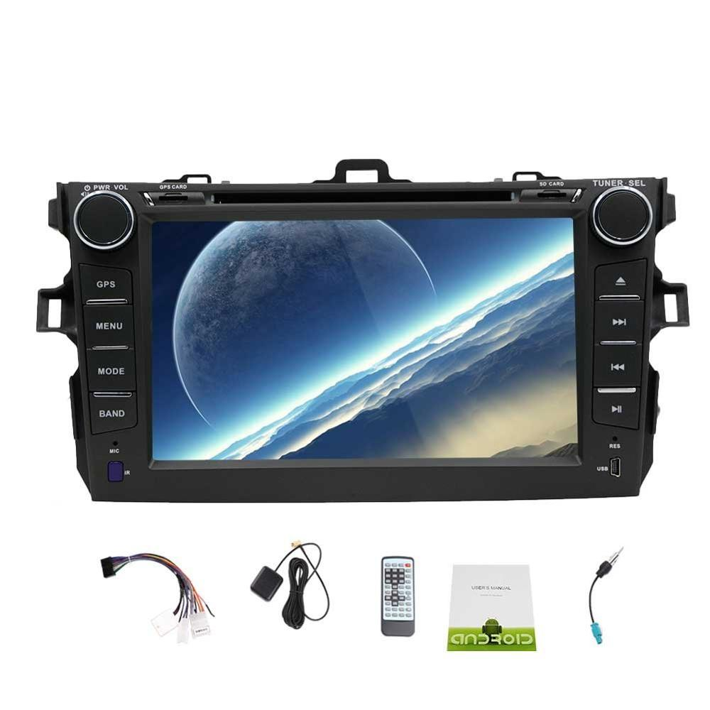 Android 5 1 For Toyota Corolla Car Stereo Radio In Dash