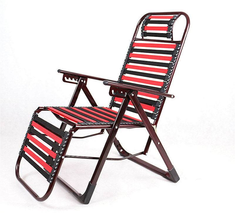 Multi-function Outdoor Healthy Deck Chair Creative Reclining Foldable Rubber Band Chair Breathable Beach Elastic Strip ChairMulti-function Outdoor Healthy Deck Chair Creative Reclining Foldable Rubber Band Chair Breathable Beach Elastic Strip Chair