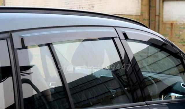 Janela Visor Ventilação Sombra Guarda Para BMW 2 Série F45 Tourer Ativo 2015 2016