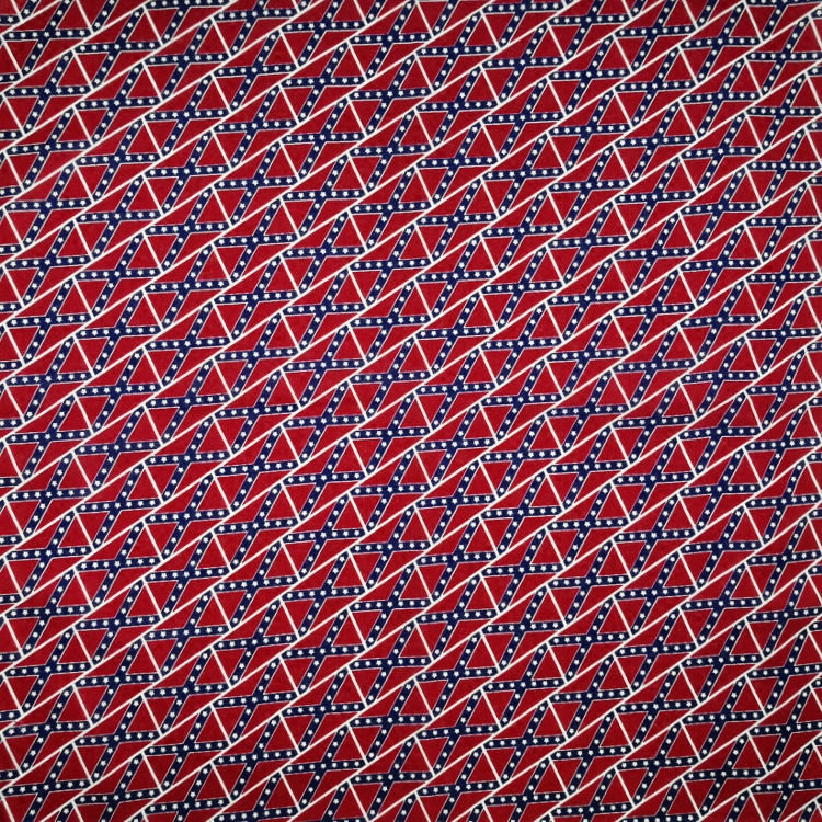 100% Cotton Small Cross Star Punk Hip Hop Headwear Kerchief Bandanas Foulard Neckerchief Square Scarf for Women/Men/Boys/Girls