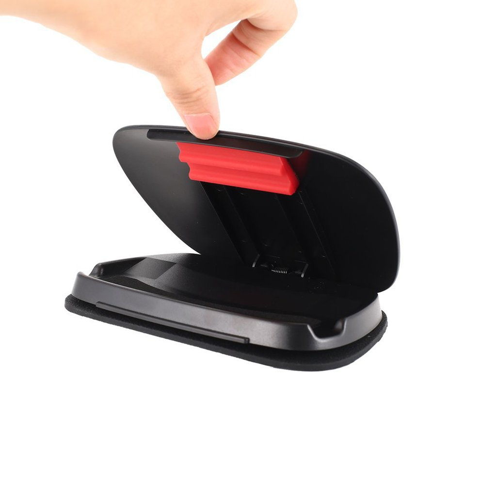 """Cell Phone Holder for Car, Car Phone Mounts Dashboard GPS Holder Mounting in Vehicle """"3.0-6.0""""size device"""