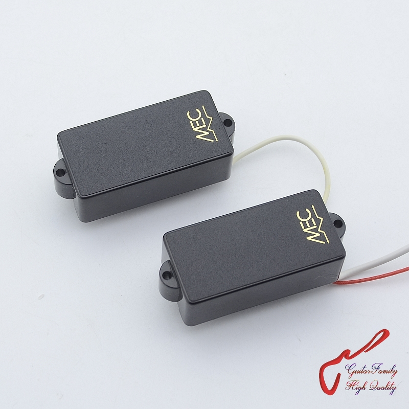 1 Set Original Genuine Germany MEC 4 5 Strings Active Precision Bass P Bass Pickup