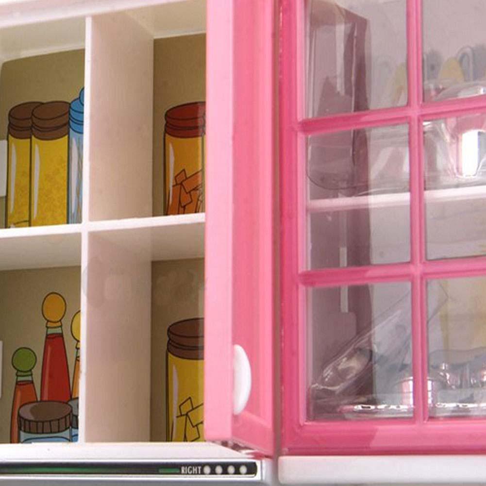 Aliexpress.com : Buy Pink Kid Kitchen Fun Toy Pretend Play Cook ...