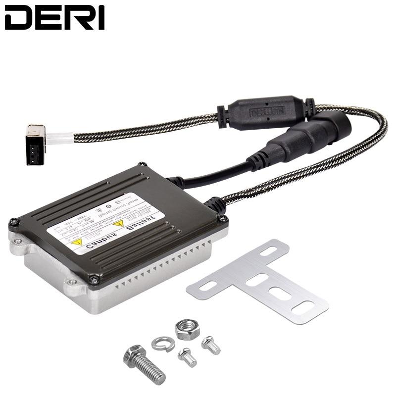 35W 12V D1S D1R D3S D3R HID Xenon Ballast for Replacement Control Unit Bi-xenon Bulb Headlamp Headlight Bulbs for BMW VOLVO стоимость