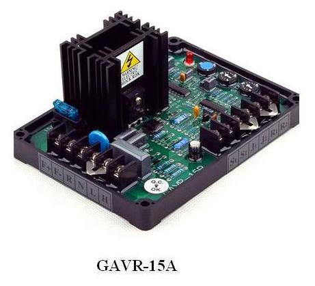 Free shipping GAVR-15A  AVR Automatic Voltage Regulator alternator GAVR 15A