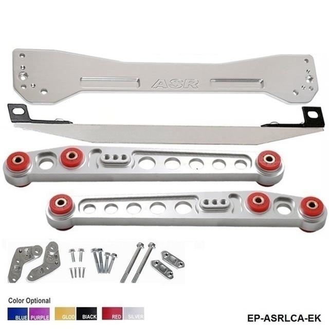 Subframe Ek 96 00 Voor Honda Civic + Draagarmen Lca Ek + Onderste Tie Bar Ek met Originele Sticker EP ASRLCA EK