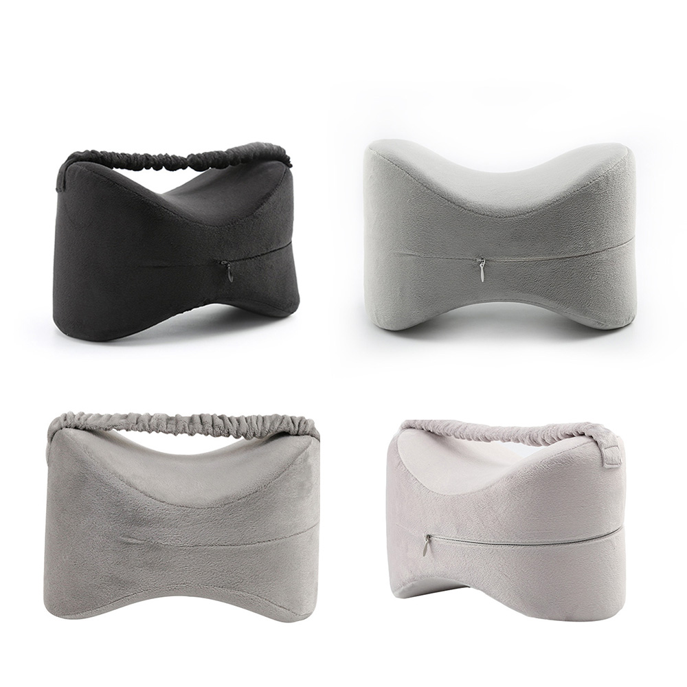 Memory Foam Leg Pillow Cushion Wedge Knee Support Pressure