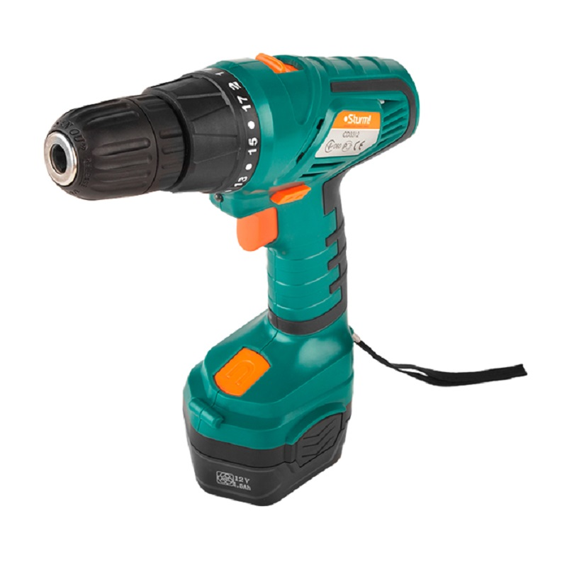 цена на Cordless Drill/Driver Sturm! CD3312