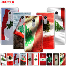 HAMEINUO Lebanon Flag чехол для телефона Xiaomi redmi 5 4 1 1 s 2 3 3 s pro PLUS redmi note 4 4X 4A 5A(China)