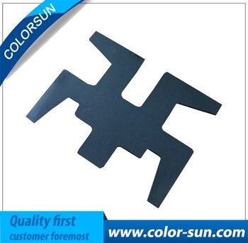 Hot sales 30*38cm sublimation shoes flat panel plate for shoes heat press machine