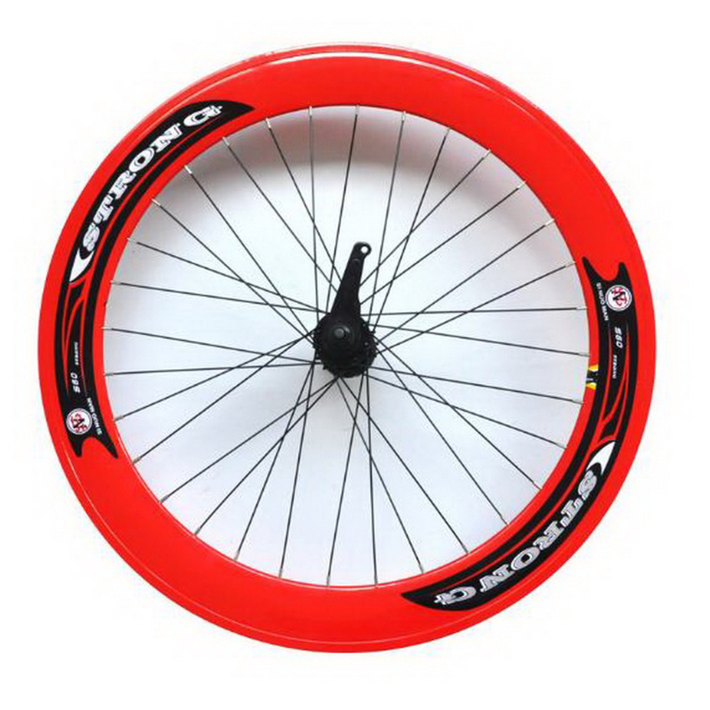 230908/70MM Big Knife / Dead Bike Wheel / Wheel /700C Front Wheel Rear /Bicycle Circle Tire/Precision rims/ front hub city road lion disc brakes front wheel tire rims