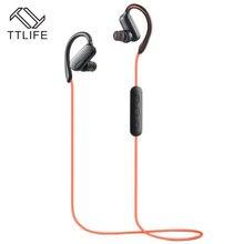TTLIFE спортивные cvc 6.0 Шум отмена Беспроводной Bluetooth 4.1 наушников Музыка Стерео гарнитуры sweatproof для Xiaomi ipone