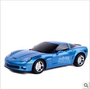1 18 Chevrolet Corvette Rc Car Model Children Remote Control Clic Electric
