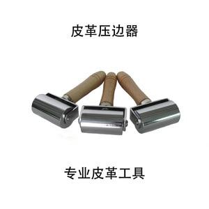 Image 3 - High Quality Stainless Steel Flat Pressure Roller Wallpaper Apply Hand DIY Tool Platen Roller Wheel Bearing ForWallpapering Work