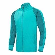 Soccer Training Jersey Jacket 2018 Sweaters Zipper Jackets font b Football b font Shirts Sporting Jerseys