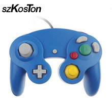 New Wired Game Controller Joystick Professional Gaming Gamer Controller Simply JoyPad Gamepad For Wii For GameCube Consoles