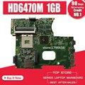 K42JY Motherboard HD6470M 1GB REV:4.1 For ASUS X42J A42J K42JR Laptop Motherboard K42JY Mainboard K42JY Motherboard Test 100% Ok