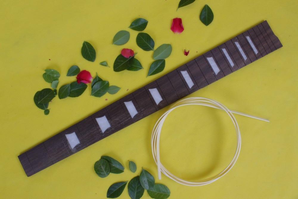 Guitar Accessories 1 x 25.5electric Guitar Fretboard electric guitar rose Wood Fretboard Parts 00-4 # inlay guitar accessories 1 x 25 5electric guitar fretboard electric guitar maple fretboard parts 00 50 inlay