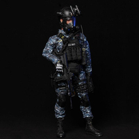 1/6 Scale Boy M007 Male Man Soldier United States Navy Doomsday Warship for 12 Full Set Action Figure Body Dolls Toys