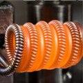 Nueva primavera bobinas de alambre 120 MM resistencia DIY alambre e-cigarrillo para vape ecig RBA RDA bobina