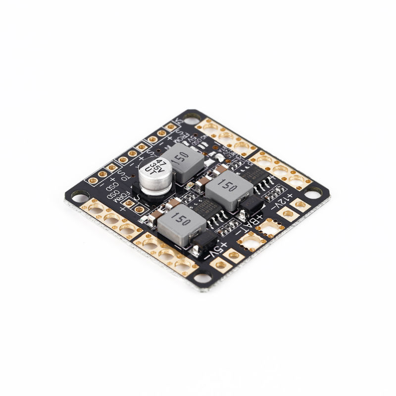 все цены на  RCmall NAZE32 F3 Power Distribution Board Filter integrated OSD BEC Output 5V 12V 3A CC3D For CC3D/Naze32/F3 flight controller  онлайн