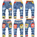 Мультфильм джинсы дети брюки оптовой доступны