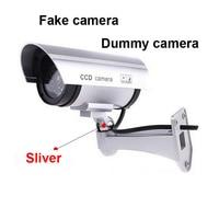 Outdoor Waterproof Dummy Fake Camera Outdoor Indoor Deter Theft Cameras Home CCTV Camera Toy CAM With