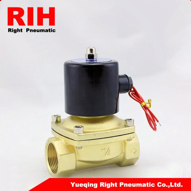 2/2 way solenoid valve 2W200-20 Normal closed