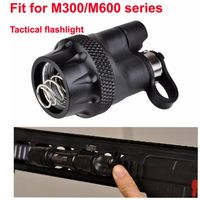 Night Evolution SF Remote Dual Switch Suit For M300A M600C Series SL07 Scout Light Pressure Pad Switch PEQ Flashlights Accessory