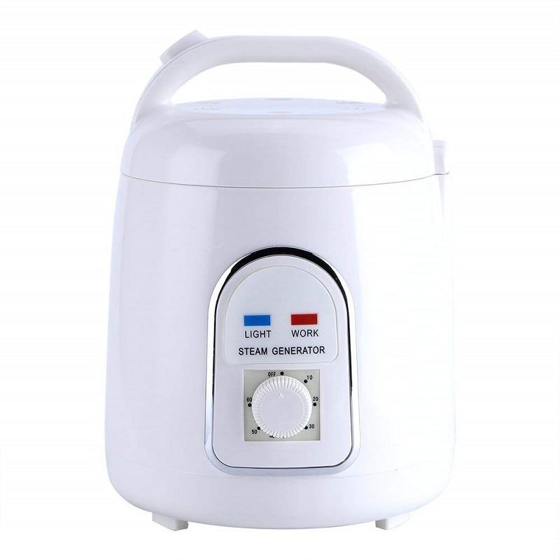 Sauna vapeur Portable Khan générateur de vapeur Pot anti-déflagrant Machine évaporateur pour la maison SPA douche corps Relaxation santé - 3