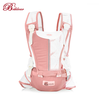 Bethbear Hipseat Newborn 2 In 1 Baby Carriers Sling Backpack