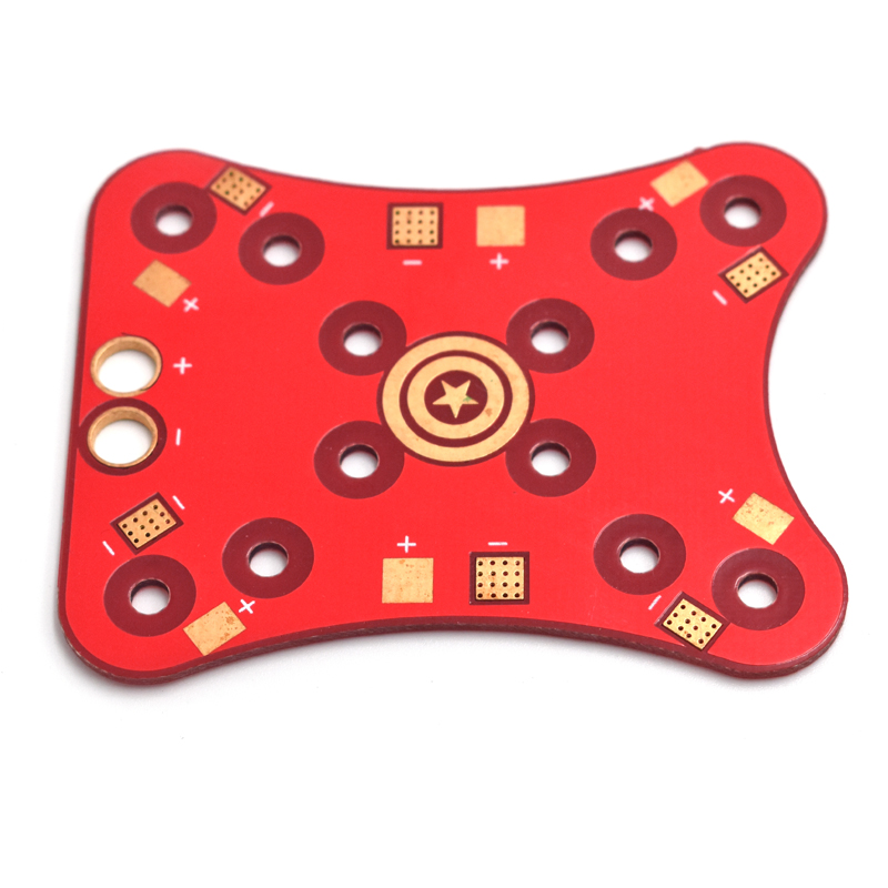 Mini Pdb Power ⊱ Distribution Distribution Board Red Black