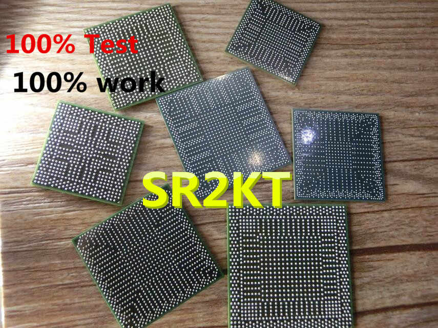 100% test very good product SR2KT Z8350 BGA with balls