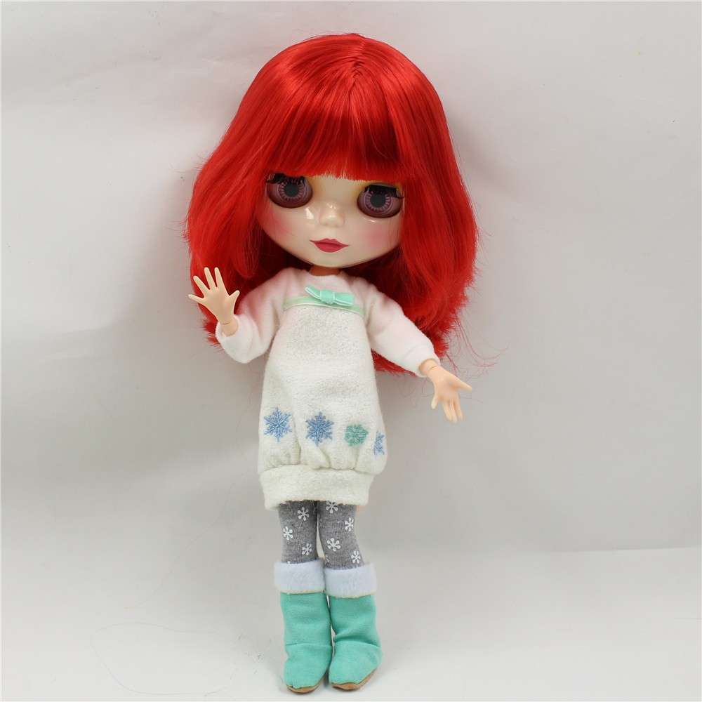Nude doll Factory Blyth doll toy gift 280BLQE150 Deep