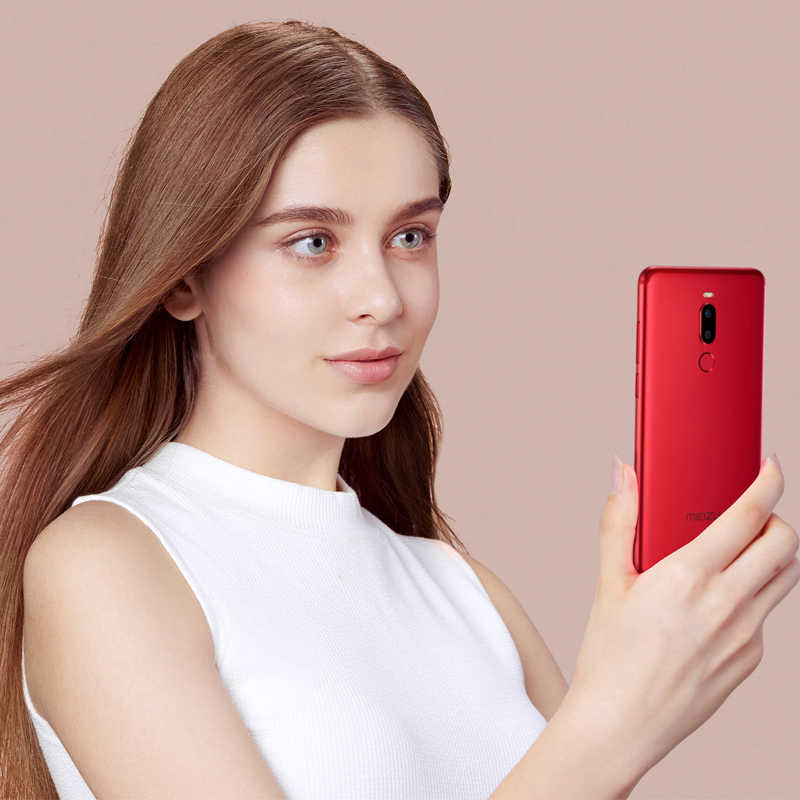 Meizu Note 8 4GB 64GB Global Versi Ponsel Snapdragon 632 Octa Inti Note8 Smartphone Tubuh Penuh Logam dual Kamera Belakang