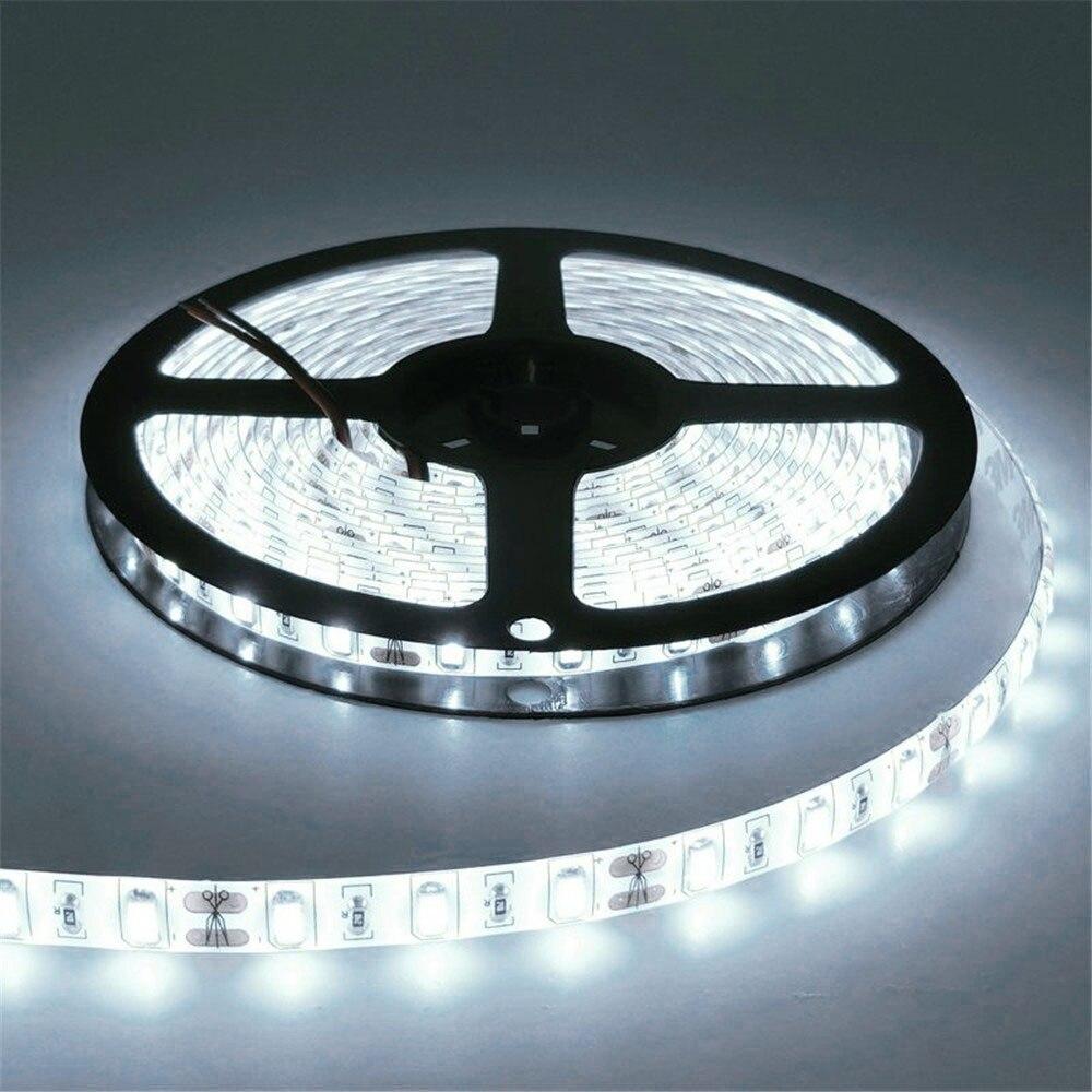 LED Strip DIY 5 Meaters DC12V SMD 5630 LED Strip Lights