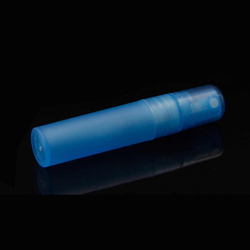 5/10ml boş sprey şişesi seyahat plastik parfüm şişeleri doldurulabilir Atomizer 5 renkler yeni