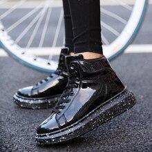 2018 Fashion Brand Unisex Men Sneakers Men Casual Shoes High