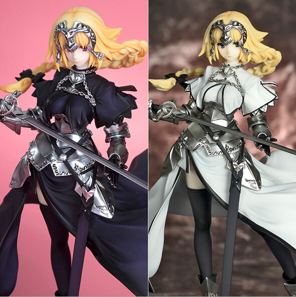 NEW hot 20cm Fate Zero Fate Apocrypha Joan of Arc action figure toys collection Christmas gift new hot 25cm fate zero fate stay night kimono saber action figure toys collection christmas gift with box