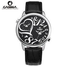 Relogio feminino luxury brand watches women fashion casual multiple time zone quartz wrist watch waterproof CASIMA#2602