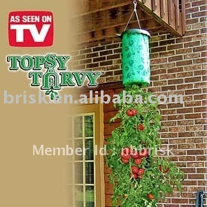 Topsy Turvy Tomato Grower AS SEEN ON TV