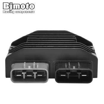 BJMOTO Motorcycle Voltage Regulator Rectifier For CF Moto CFORCE 400 500 800 UFORCE 500 800 ZFORCE 800 X8 800 For Benelli BN600